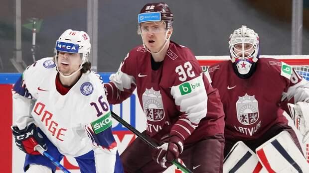 Хоккеист сборной Латвии спрогнозировал, как закончится матч Россия — Канада