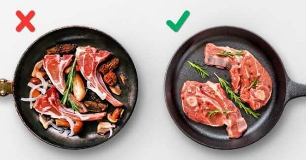 Кулинарные ошибоки, которые портят вкус вашей еды