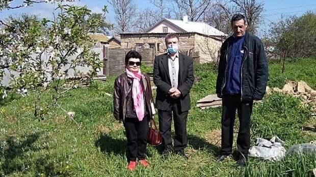Обследовано материальное положение и жилищно-бытовые условий семей, претендующих на предоставление государственной социальной помощи на основании социального контракта в Республике Крым