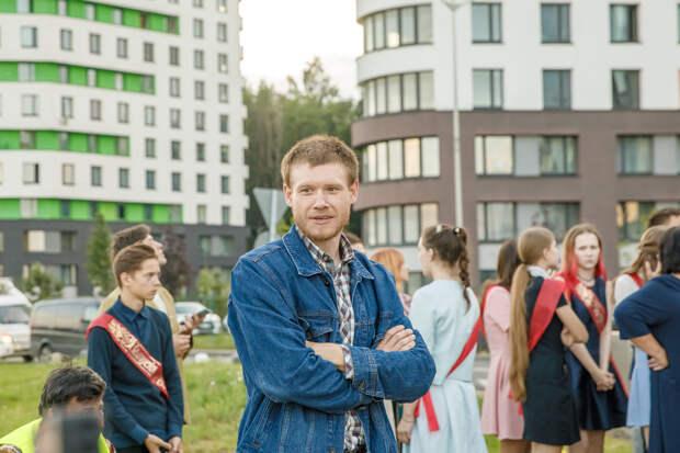 Виктор Хориняк: «В актёрство идут более раскрепощённые и свободные»