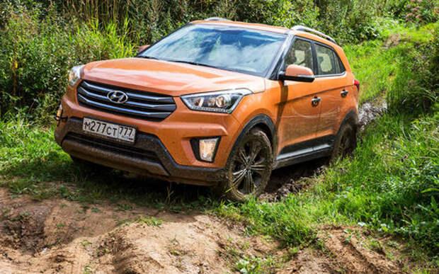 Hyundai Creta: все ее неисправности