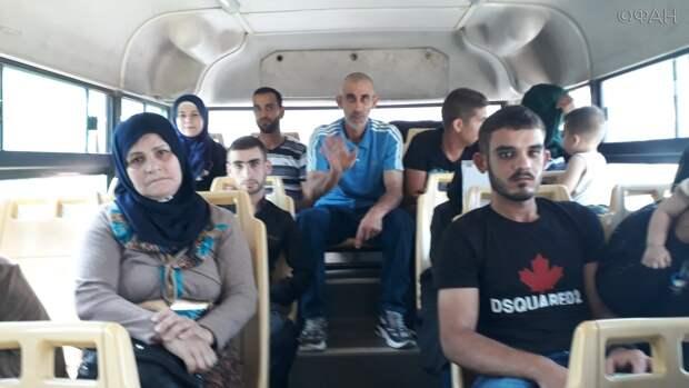 Сирия новости 9 декабря 19.30: Турция возвращает беженцев в Сирию, курдские боевики несут потери в Ракке