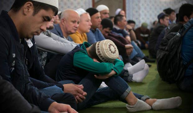 В Уфе ряд мечетей из-за трагедии в Казани отменили торжества в честь Ураза-байрам