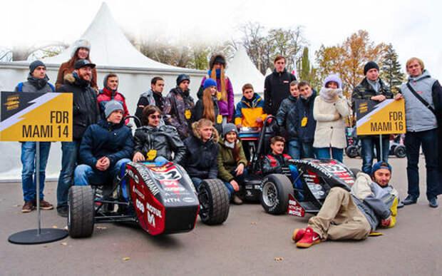 Formula Student: дорогу молодым