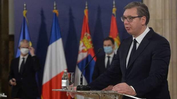 Президент Сербии заявил о планах улучшить Евросоюз