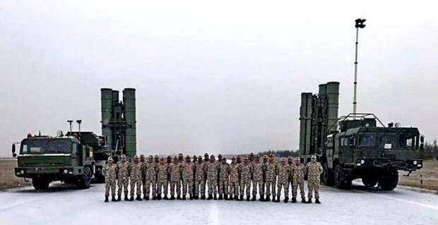 Турки показали новые ракеты для С-400, которые только-только поступают на вооружение РФ