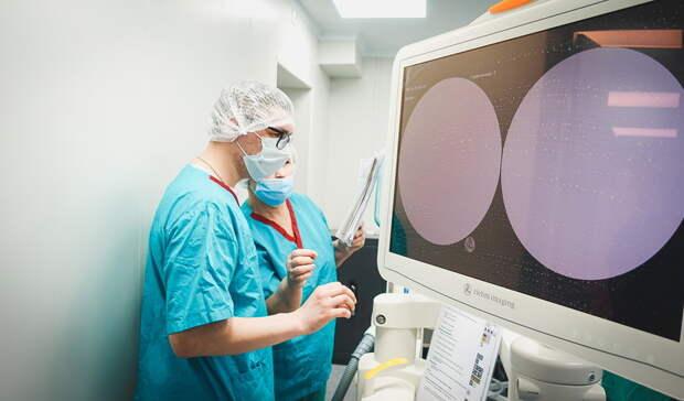 Чудо! Нижегородские врачи спасли беременную женщину сразрывом аневризмы