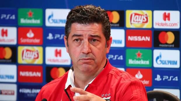 СЭ: совет директоров «Спартака» одобрил назначение Витории на пост главного тренера