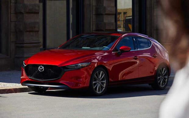 Состоялась премьера новой Mazda 3 в Лос-Анджелесе