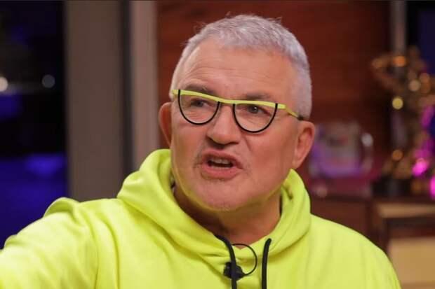 Дибров рассказал о перенесенном инсульте