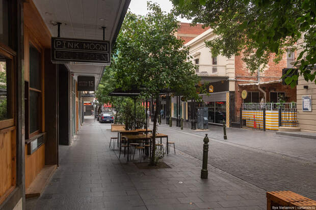Аделаида: самый комфортный город оказался большой деревней
