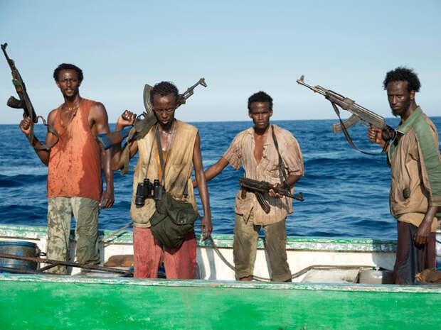 В Киеве предлагают использовать сомалийских пиратов для возвращения Крыма