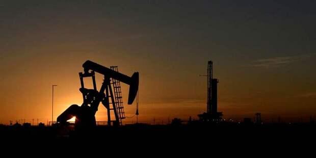 Нефть вновь выросла в цене