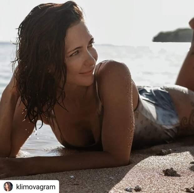 Актриса Екатерина Климова опубликовала романтичные фото