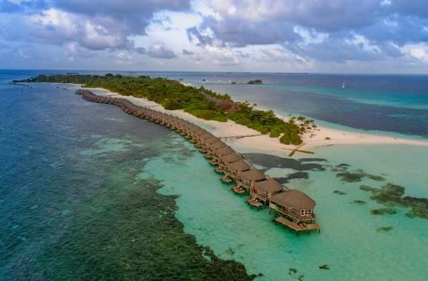 Мальдивы предложат в аренду 16 необитаемых островов