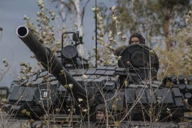 «Сирийский вал» и танковая карусель