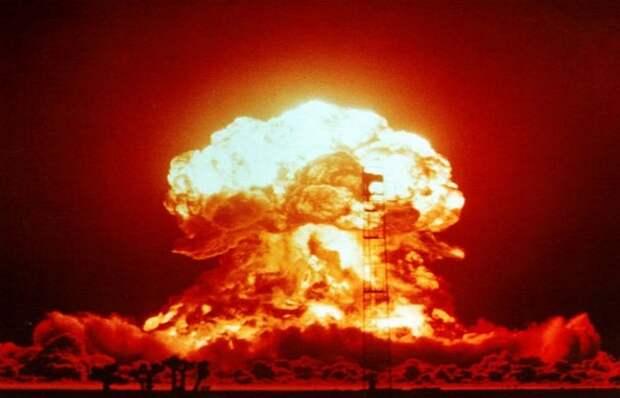 Нерадужный финал: ядерный апокалипсис.