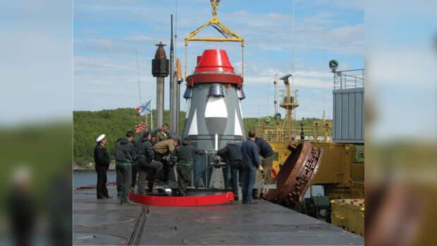 """Российские конструкторы успешно модернизировали баллистическую ракету """"Лайнер"""""""