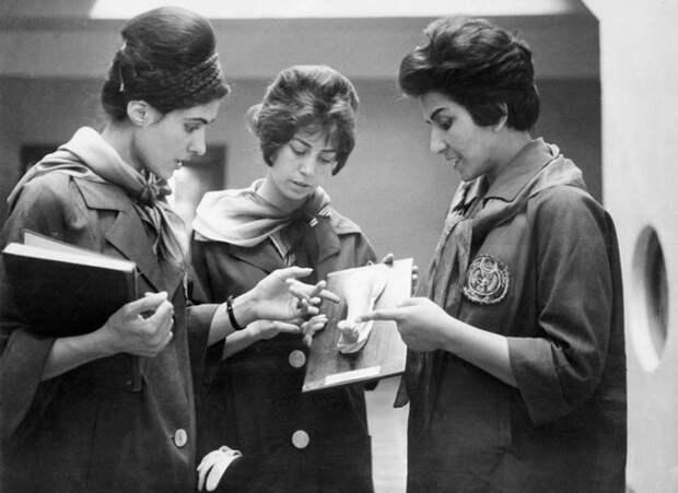 Исторические фотографии о женщинах, которые меняли мир (52 фото) -  40