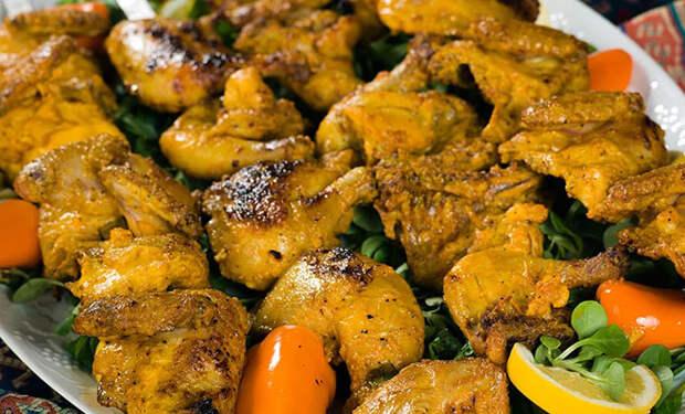 Шашлык из курицы: рецепт подсмотрели в Иране