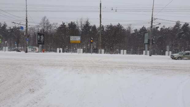 Центр мониторинга транспорта следит за состоянием дорог в Краснодаре