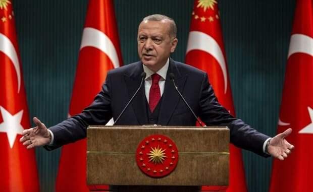 Кавказский срыв Эрдогана: Турция обвинила мировые державы в«двуличии»