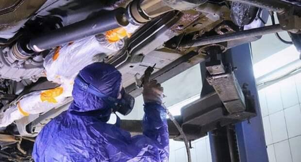 Обработка автомобиля антикором может негативно влиять на кузов