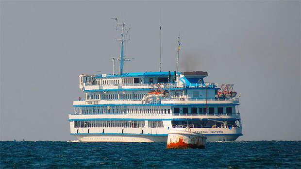 СМИ выяснили подробности бегства лайнера «Генерал Ватутин»