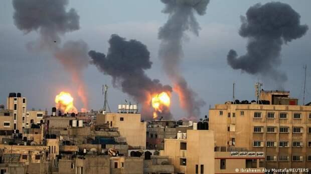 Израиль: с начала обострения конфликта из сектора Газа было выпущено 2800 ракет