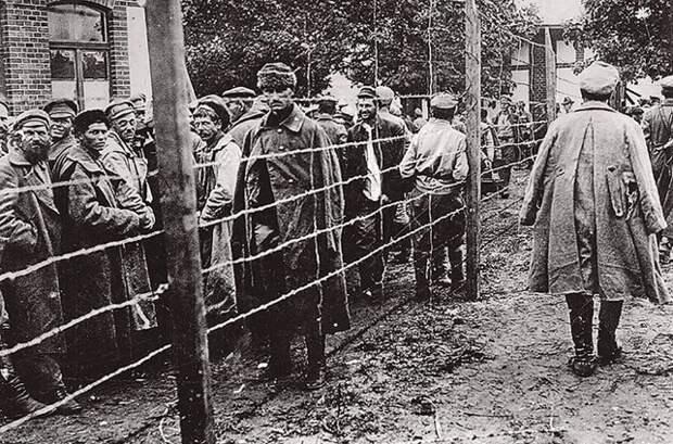 Сколько пленных красноармейцев уничтожили поляки в 1921 году