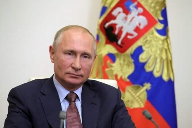 Владимир Путин рассказал о регулярных тестах на коронавирус