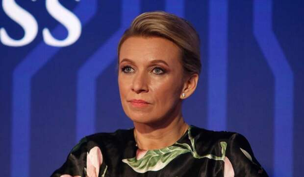 Захарова заявила о готовности России к диалогу с НАТО: Верните на поле свои ворота, мы пробьем