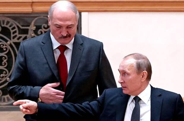 Путин своим решением может запретить въезд Лукашенко в Беларусь?