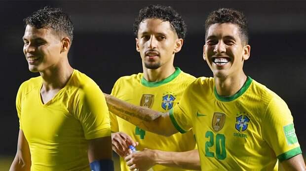 Футболисты сборной Бразилии выступили против проведения Кубка Америки у себя на родине за неделю до его старта