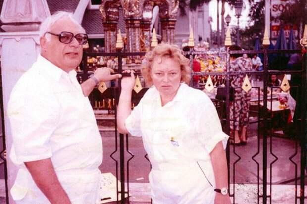 Почему Владимир Ворошилов скрывал свою последнюю любовь даже от друзей