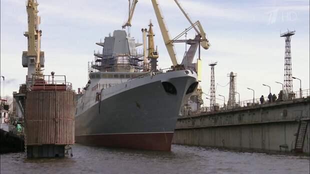 В России создали мощные газотурбинные двигатели для военных кораблей