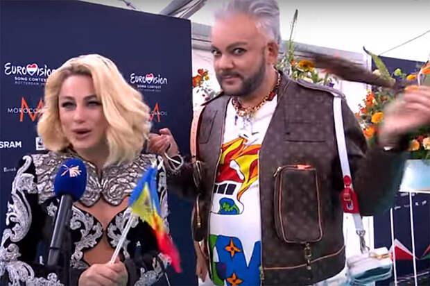 Поведение Киркорова на Евровидении шокировало иностранцев