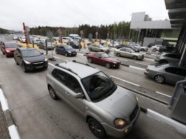 Минтранс Подмосковья назвал самый автомобильный город