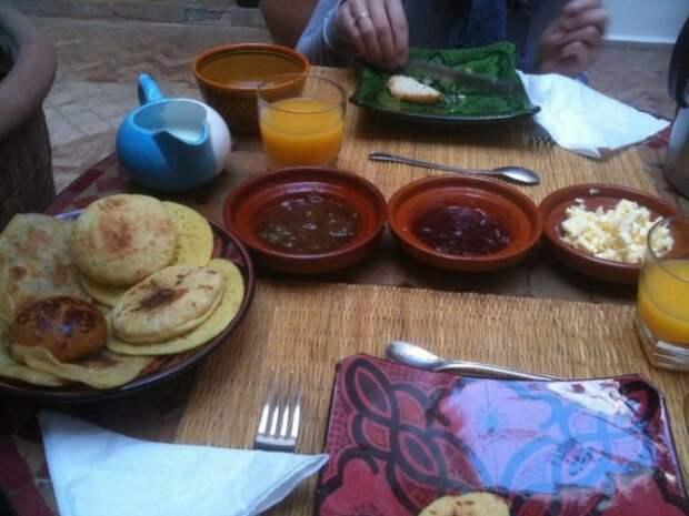 завтраки разных стран что едят за завтраком