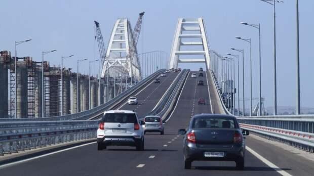 Названы семь разрушенных надежд Украины о Крымском мосте
