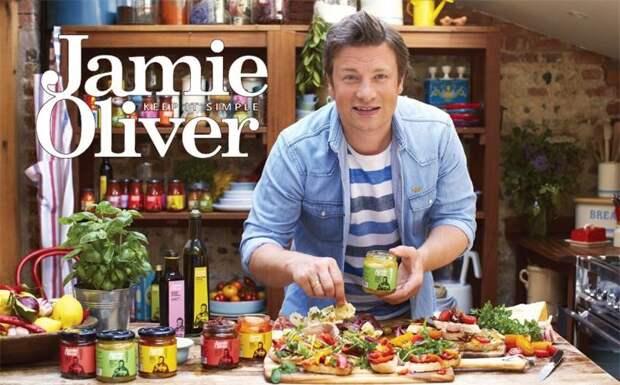 Советы от Джейми Оливера, которые сделают из вас отличного шеф-повара