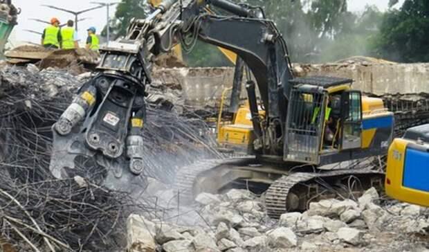 Еще 6 аварийных домов будут снесены впоселке Уралец под Нижним Тагилом