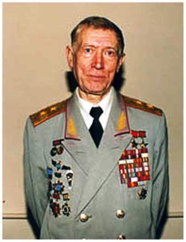 Генерал-лейтенант Иван Васильевич Мещеряков Космос, Ветеран Великой Отечественной, Советский ученый, Длиннопост