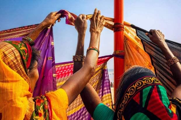 Жемчужины Индии: Дели и Варанаси