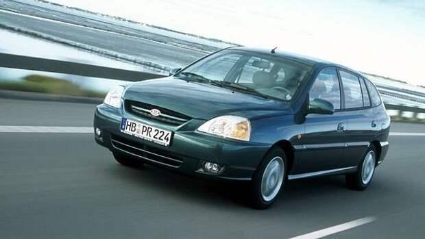 Renault Logan вошел в тройку подержанных иномарок за 200 тысяч рублей