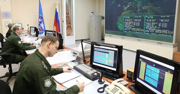 РЛС в Сибири обнаружила баллистическую цель