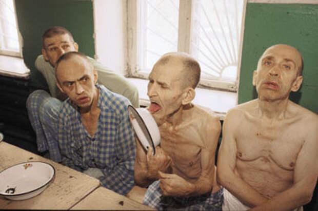 Голодающие пациенты Афонинской психиатрической больницы