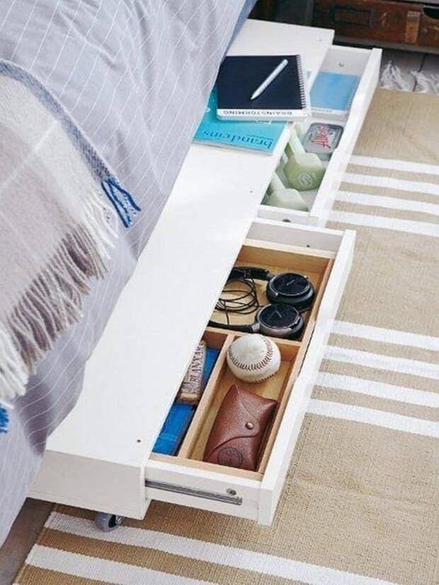 15 красивых идей для украшения крохотного пространства