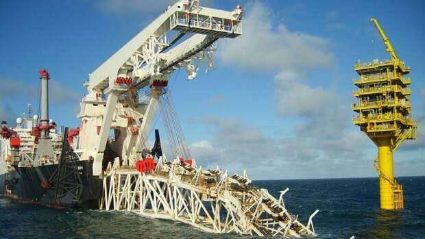 Госдеп США ответил на предложенную ФРГ сделку по «Северному потоку — 2»