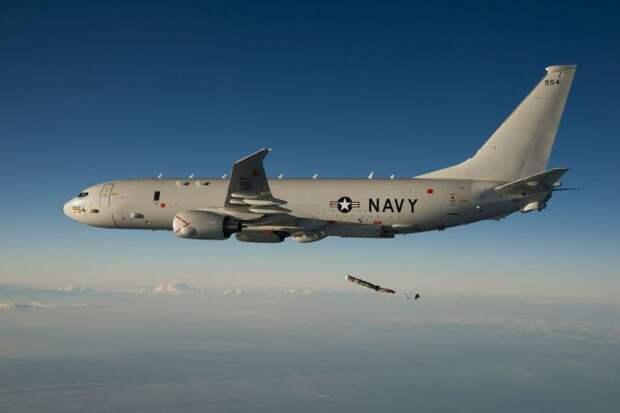 США скрыли от союзников по НАТО бесполезность P-8 Poseidon против подлодок ВМФ РФ